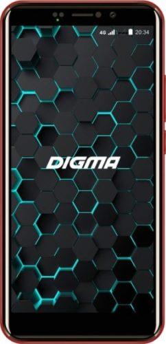 Смартфон Digma Linx Pay 4G: характеристики, цены, где купить