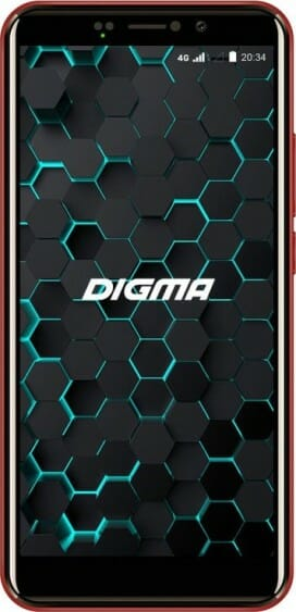 Digma Linx Pay 4G