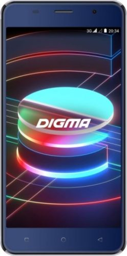 Смартфон Digma Linx X1 3G: характеристики, цены, где купить