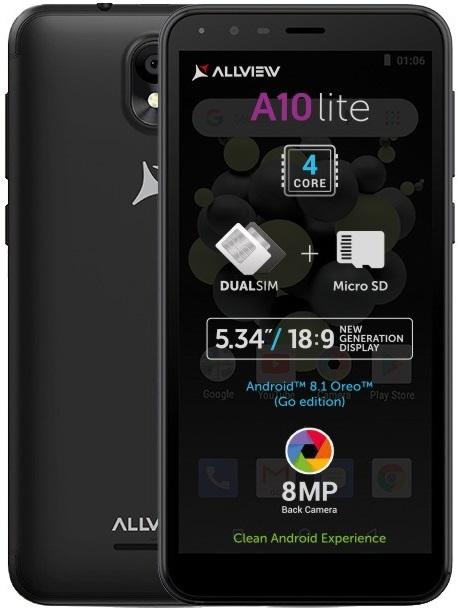 Смартфон Allview A10 Lite: характеристики, цены, где купить