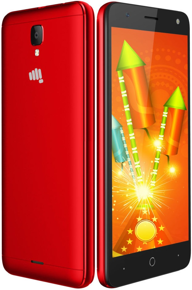 Micromax Bharat 4 Diwali Edition