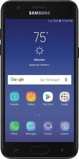 Смартфон Samsung Galaxy J3 Aura: характеристики, цены, где купить