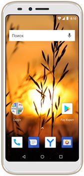 Смартфон Vertex Impress Sunset NFC: характеристики, цены, где купить