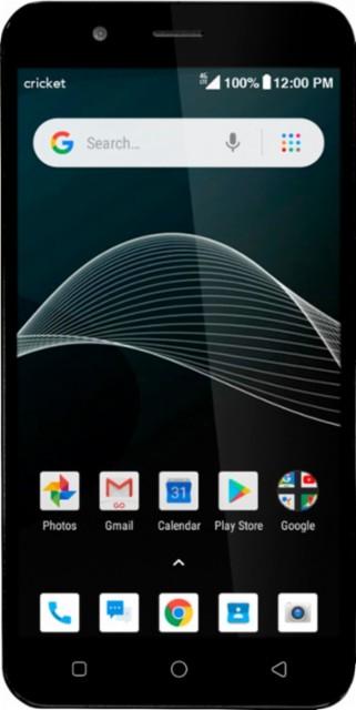 Смартфон Cricket Wireless Vision: характеристики, цены, где купить