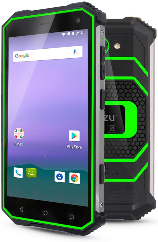 Смартфон Ginzzu RS8502: характеристики, цены, где купить