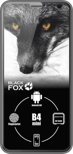 Смартфон Black Fox B4 mini: характеристики, цены, где купить