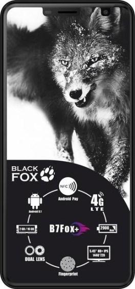 Смартфон Black Fox B7Fox+: характеристики, цены, где купить