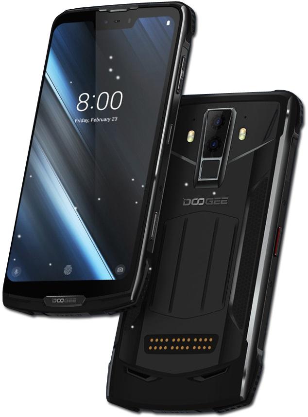 Смартфон Doogee S90: характеристики, цены, где купить