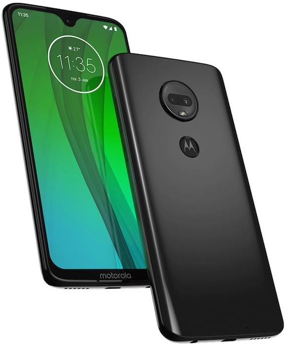 Смартфон Motorola Moto G7 Plus: характеристики, цены, где купить