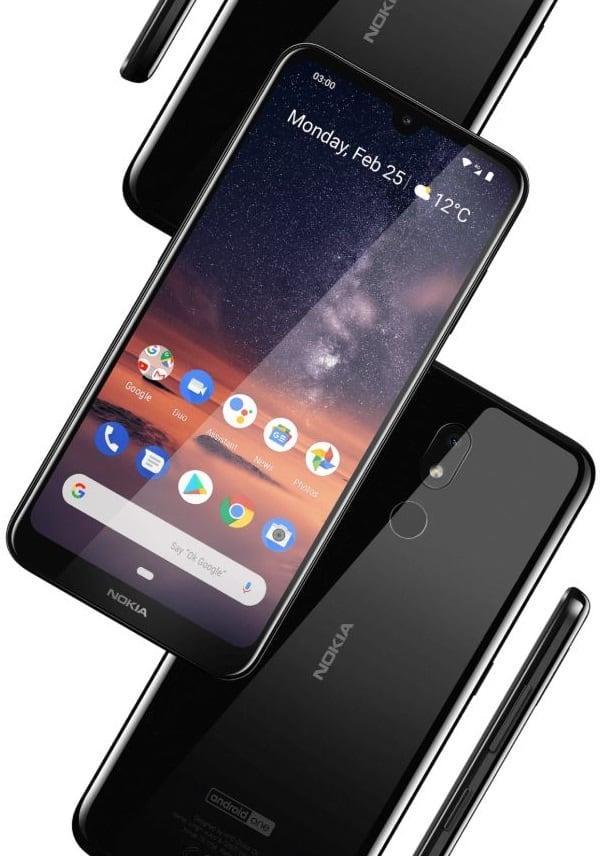 Смартфон Nokia 3.2: характеристики, цены, где купить