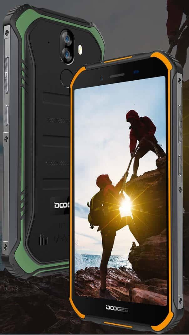 Смартфон Doogee S40: характеристики, цены, где купить