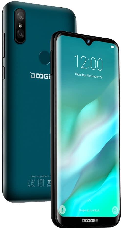 Смартфон Doogee Y8 Plus: характеристики, цены, где купить