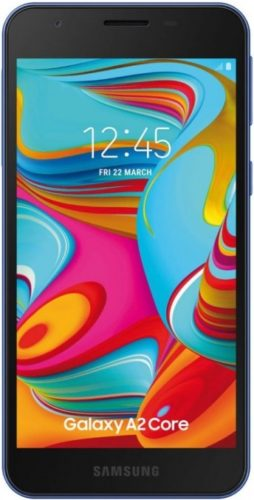 Смартфон Samsung Galaxy A2 Core: характеристики, цены, где купить