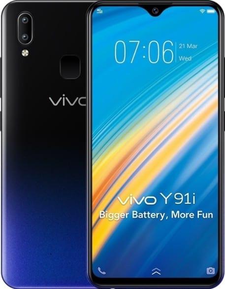 Смартфон Vivo Y91i MT6762: характеристики, цены, где купить
