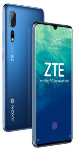Смартфон ZTE Axon 10 Pro: характеристики, цены, где купить
