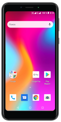 Смартфон Texet TM-5583 Pay 5.5: характеристики, цены, где купить