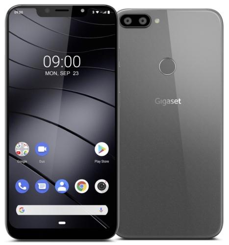 Смартфон Gigaset GS195: характеристики, цены, где купить
