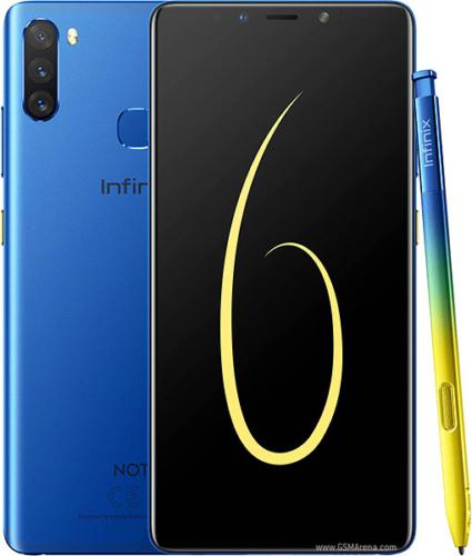 Infinix Note 6