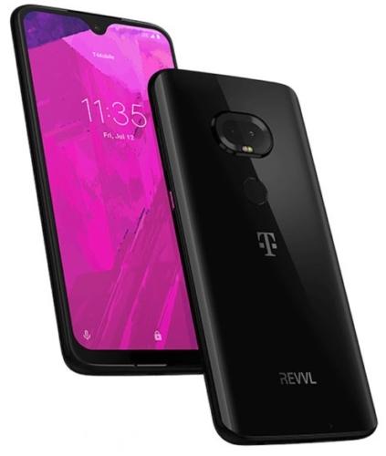 Смартфон T-Mobile REVVLRY+: характеристики, цены, где купить
