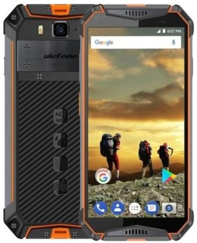 Смартфон Ulefone Armor 3W: характеристики, цены, где купить