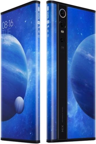 Смартфон Xiaomi Mi MIX Alpha: характеристики, цены, где купить