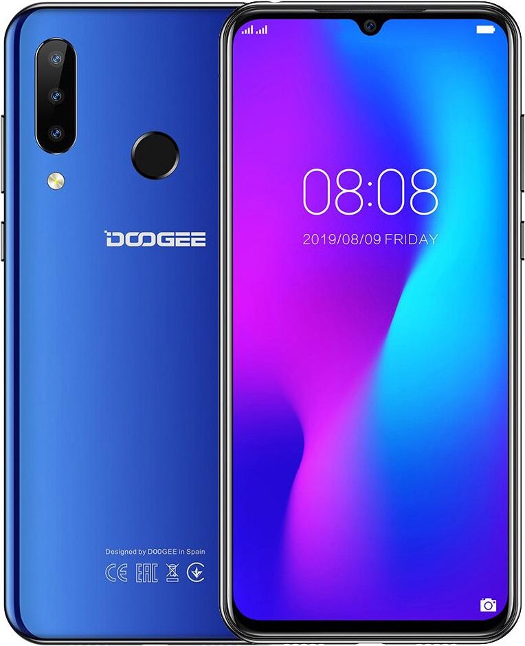 Doogee Y9 Plus (N20)