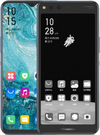 Смартфон HiSense A6L: характеристики, цены, где купить