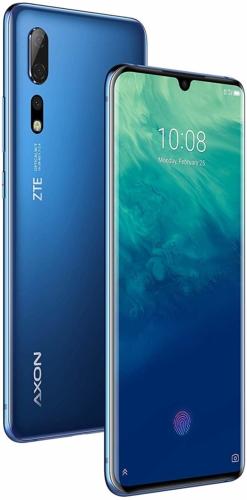 Смартфон ZTE Axon 10s Pro 5G: характеристики, цены, где купить