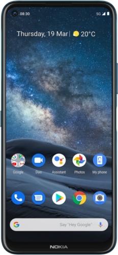 Смартфон Nokia 8.3 5G: характеристики, цены, где купить