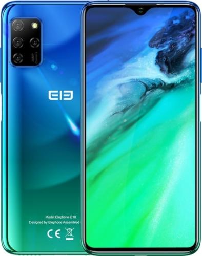 Смартфон Elephone E10: характеристики, цены, где купить