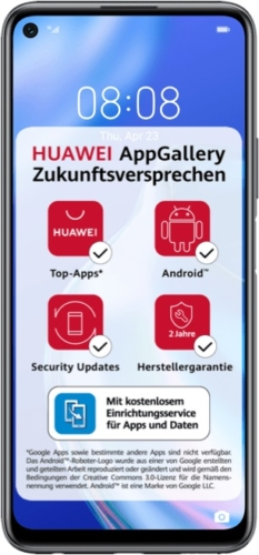 Смартфон Huawei P40 Lite 5G: характеристики, цены, где купить