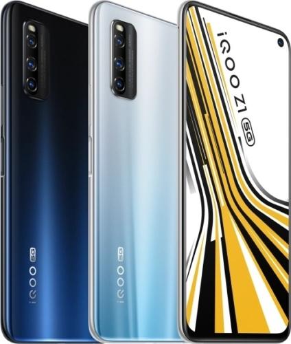 Смартфон Vivo iQOO Z1: характеристики, цены, где купить