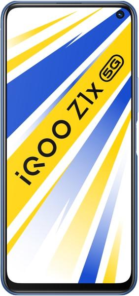 Vivo iQOO Z1x 5G