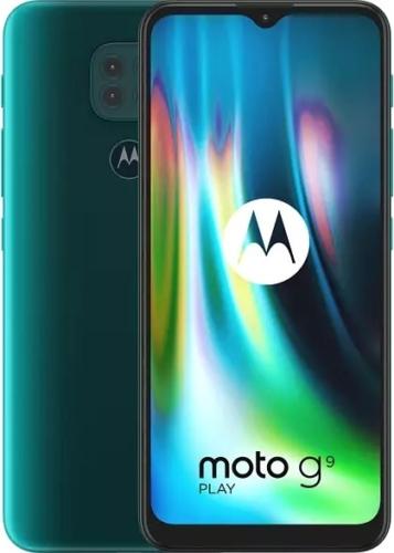 Смартфон Motorola Moto G9 Play: характеристики, цены, где купить