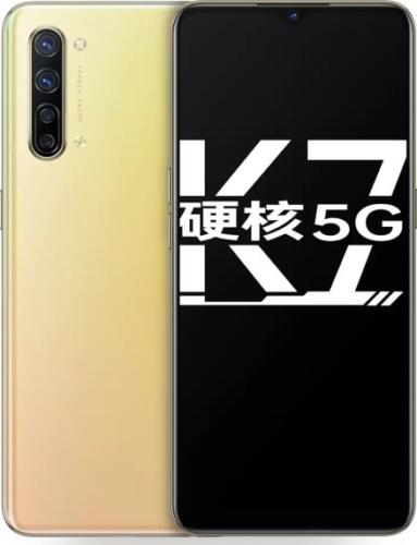 Смартфон Oppo K7 5G: характеристики, цены, где купить