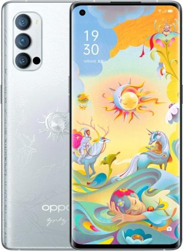 Смартфон Oppo Reno4 Pro Artist Limited Edition: характеристики, цены, где купить