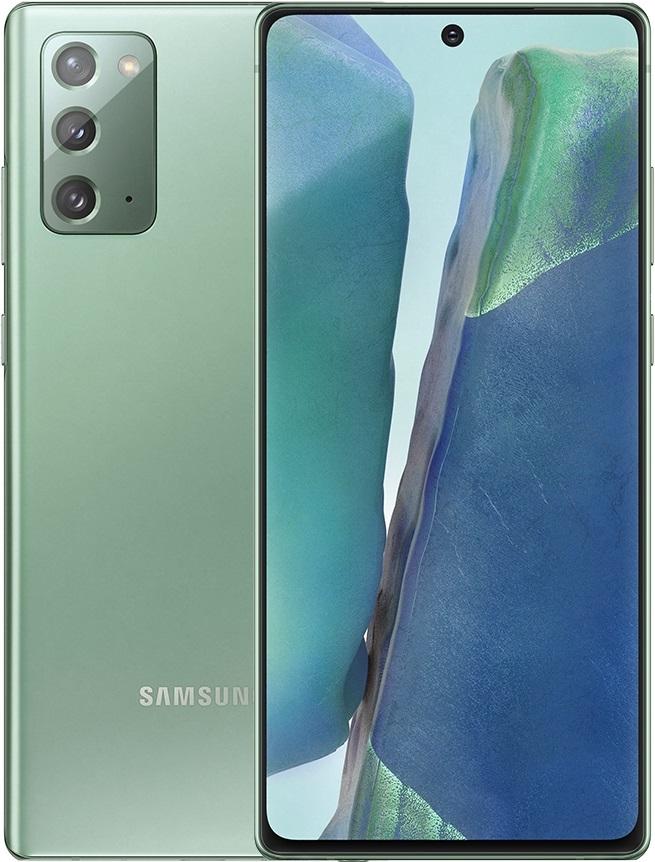 Samsung Galaxy Note20 LTE SD865 Plus