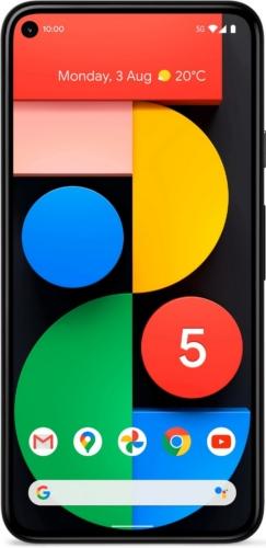 Смартфон Google Pixel 5: характеристики, цены, где купить