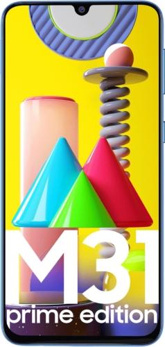 Смартфон Samsung Galaxy M31 Prime Edition: характеристики, цены, где купить