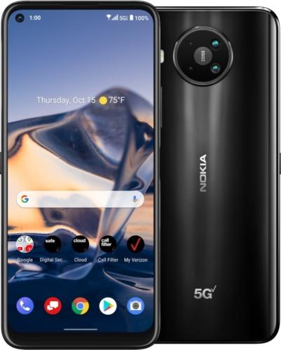 Смартфон Nokia 8 V 5G UW: характеристики, цены, где купить
