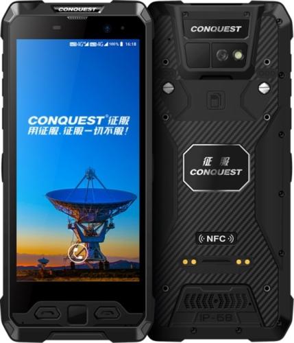 Смартфон Conquest S19: характеристики, цены, где купить