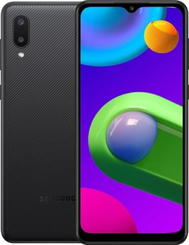 Смартфон Samsung Galaxy M02: характеристики, цены, где купить