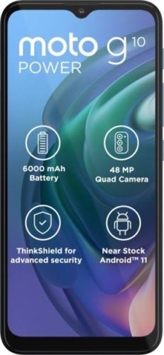 Смартфон Motorola Moto G10 Power: характеристики, цены, где купить