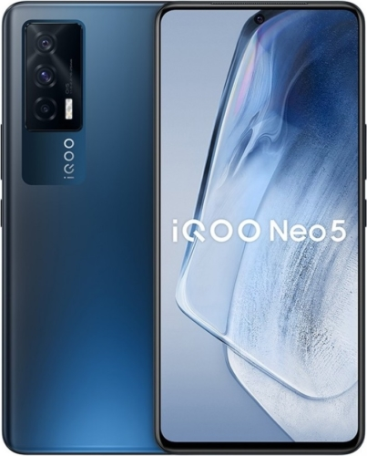 Смартфон Vivo iQOO Neo 5: характеристики, цены, где купить